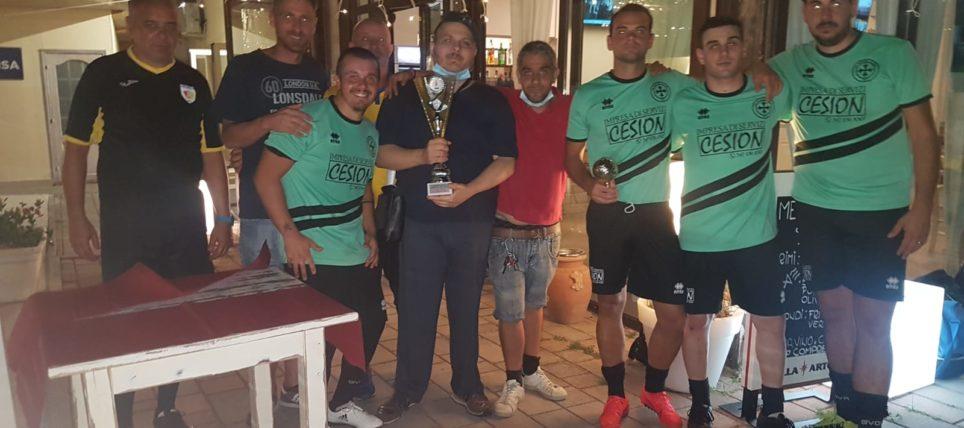 Circolo La Scepre vince il 1° torneo Calcio.0 di Calcio a 5. Lo Zara Cup al Shipe F.C. Le Foto e tutti i premiati!