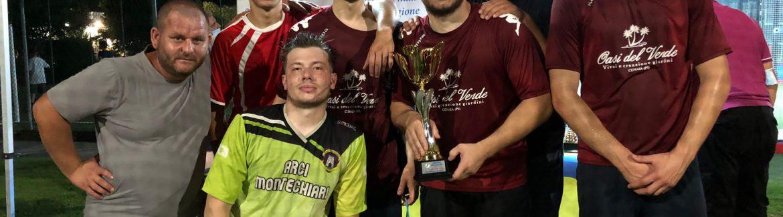 Cenaia vince la Champions! Al Birrareal l'Europa League! Tutte le vincenti, i premiati e le foto!